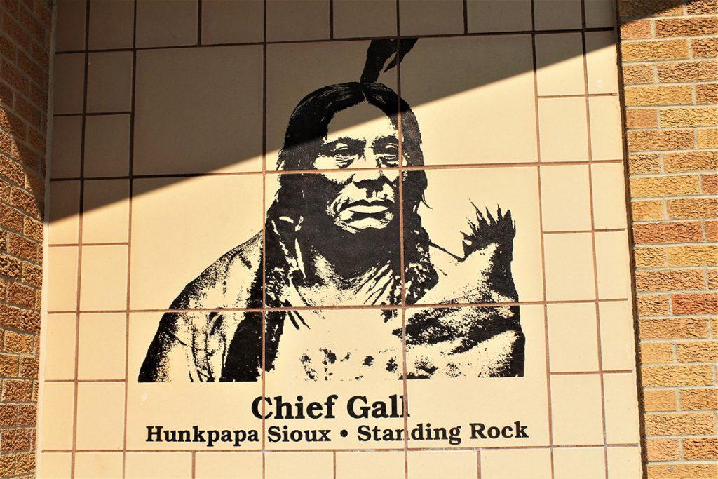 14 J. Chief Gall