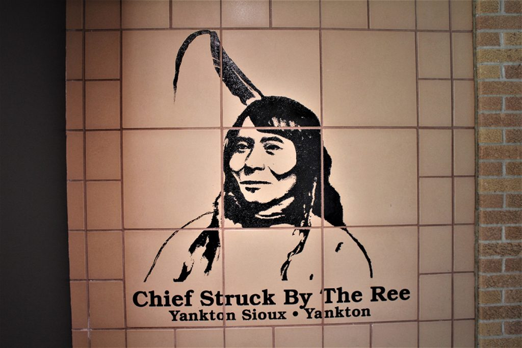 14a. Chief Struck By The Ree