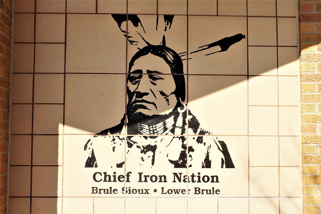 14h. Chief Iron Nation