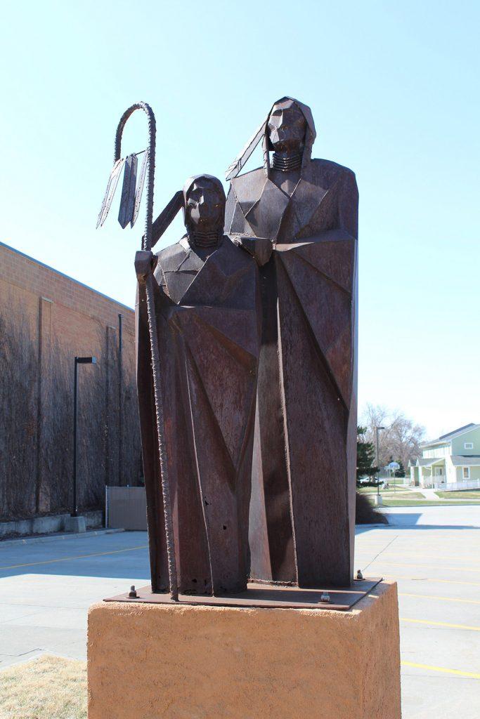 8. Native St. Joseph Ikce Wichasa St. Joseph