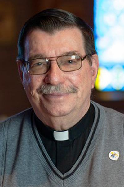 Fr Anthony Kluckman