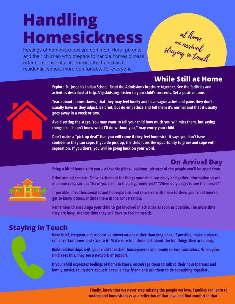 Handling Homesickness Ressource