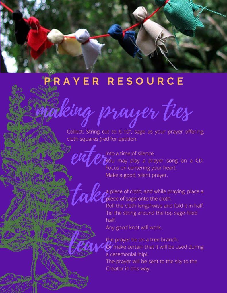 Prayer Ties