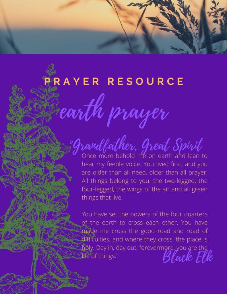 Earth Prayer
