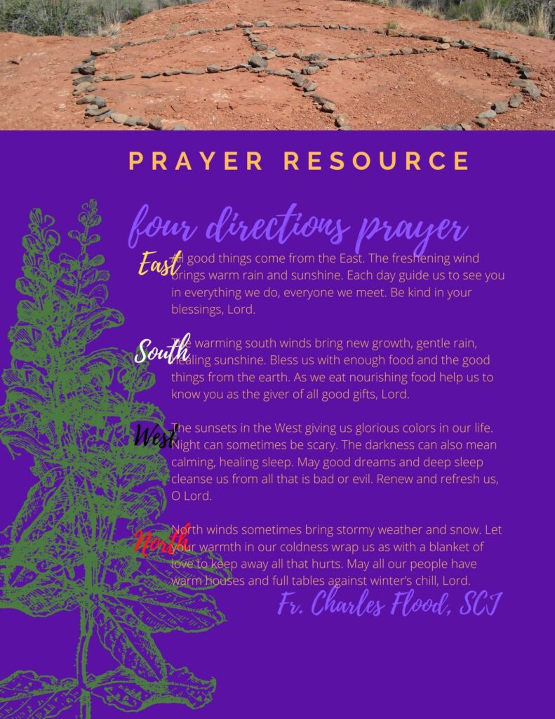 Four Directions Prayer