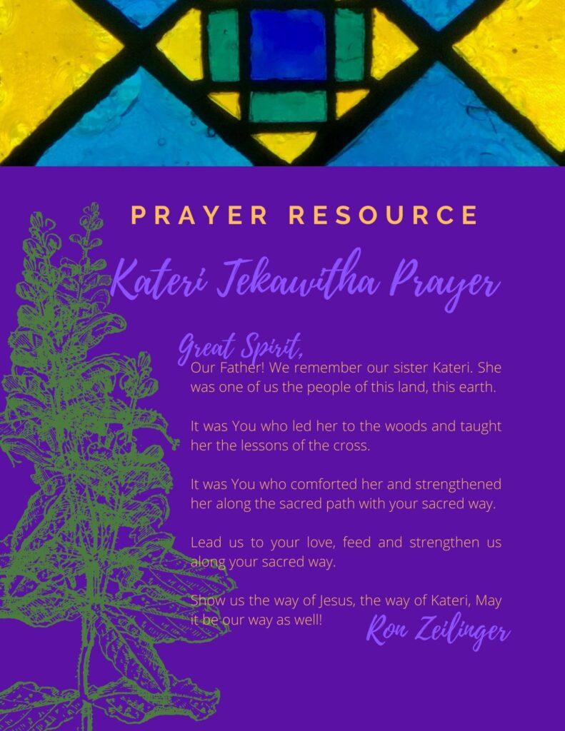 Kateri Tekawitha Prayer (1)