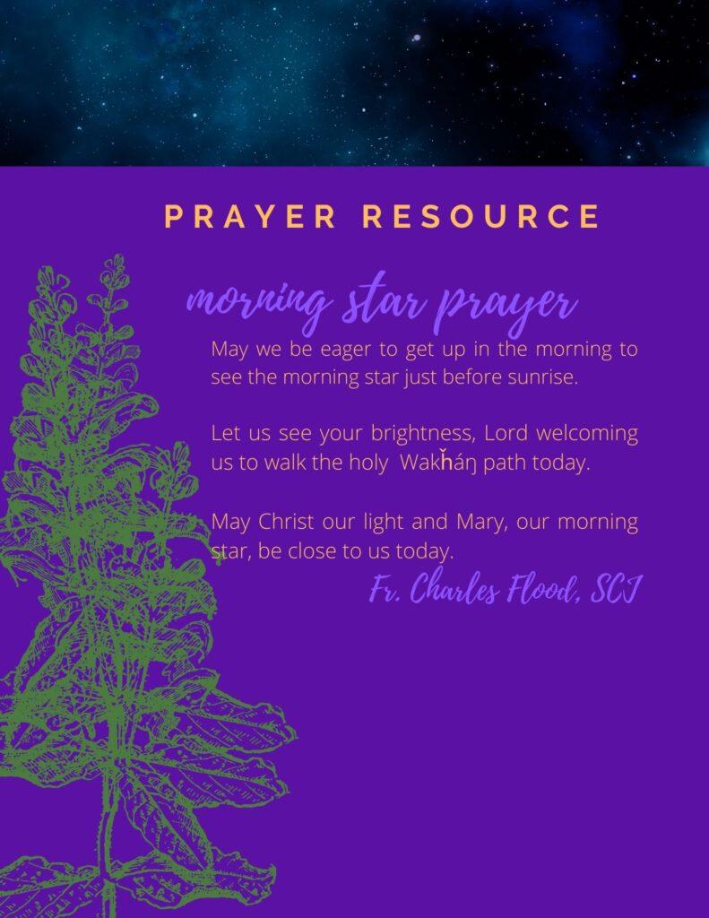 Morning Star Prayer